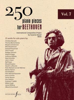 250 piano pieces for Beethoven vol. 7