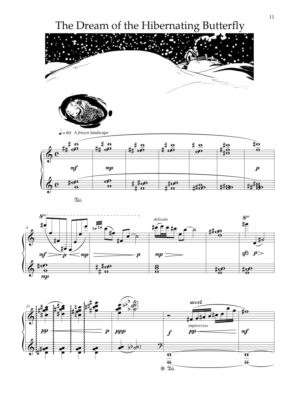 Five Piano Pieces for Contemporary Kids