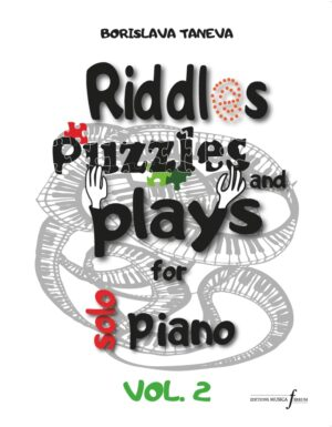 Riddles Puzzles and plays for solo piano vol. 2