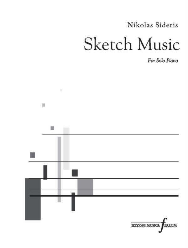 Nikolas Sideris Sketch Music single license