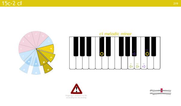 Pocket Piano Proficiency Master Copy Page 09
